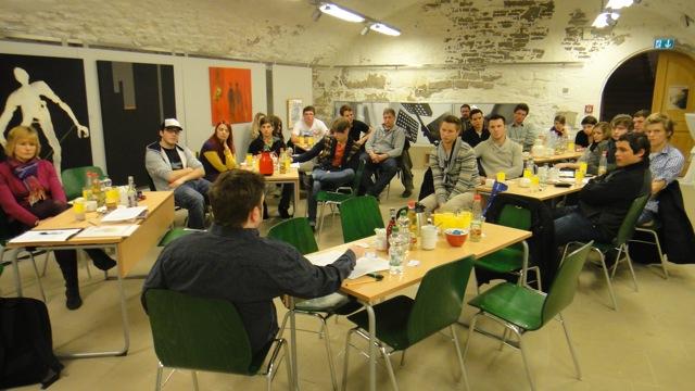 Business Seminar 3