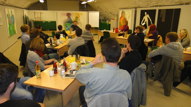 Business Seminar 1