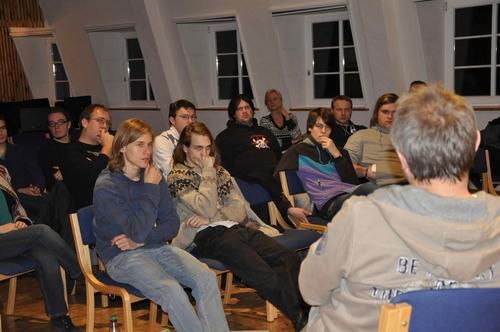 Teilnehmer mit Mannix Strrauchner