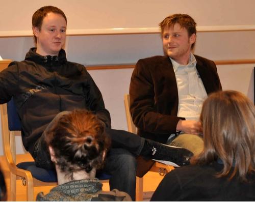 Tobi Grimm, Frank Beyhl von Radio Gong - Radio, Charts, CD, Einschaltquoten