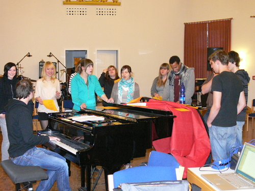Bild:Vocal-Coaching