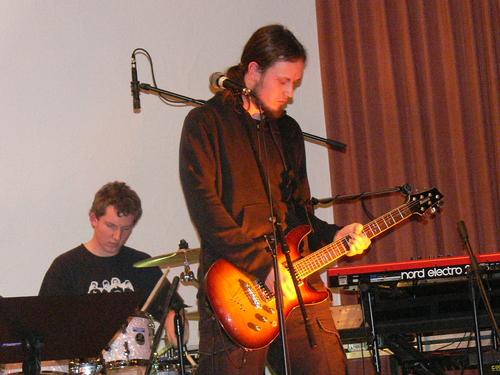 Bild:Stefan und Dominik
