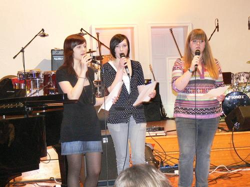 Bild:Vocal Trio