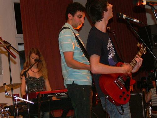 Bild:Navina, Julian und Phil