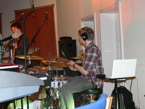 Bild:Jonas und Marius von Other generation´s anthem