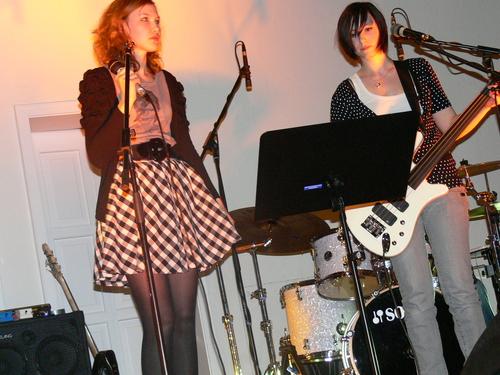 Bild:Tatjana und Veronika
