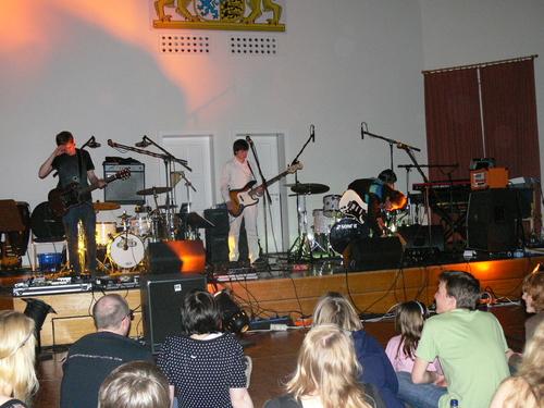 Bild:Isi, Melvin und Florian