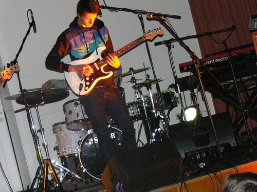 Bild:Olli, der Gitarrero
